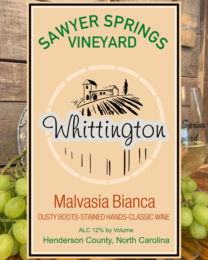 Malvasia Bianca award winning wine photo